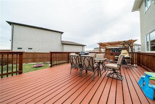 Photo 45: 3 Goldfinch Way in Winnipeg: South Pointe Residential for sale (1R)  : MLS®# 202008361