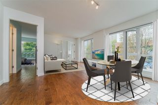 "Photo 2: 213 1082 SEYMOUR Street in Vancouver: Downtown VW Condo for sale in ""FREESIA"" (Vancouver West)  : MLS®# R2481851"