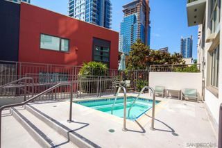 Photo 22: DOWNTOWN Condo for sale : 1 bedrooms : 1240 India St #1404 in San Diego