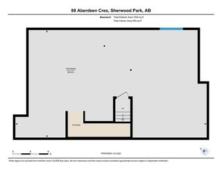 Photo 35: 88 Aberdeen Crescent: Sherwood Park House for sale : MLS®# E4221152