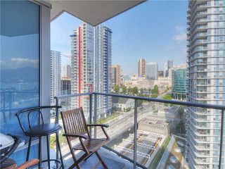 Photo 6: 2107 689 ABBOTT Street in Vancouver: Downtown VW Condo for sale (Vancouver West)  : MLS®# V932303