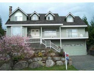 Main Photo: Awesome 4 bedroom Heritage Mountain Home!