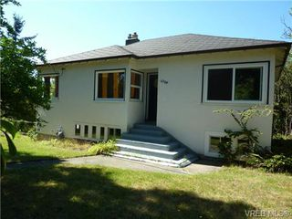 Photo 1: 3700 Winston Crescent in VICTORIA: SE Quadra Residential for sale (Saanich East)  : MLS®# 328277