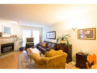 Photo 3: # 112 1655 GRANT AV in Port Coquitlam: Glenwood PQ Condo for sale : MLS®# V1035341
