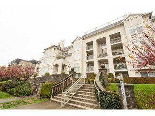 Photo 1: # 112 1655 GRANT AV in Port Coquitlam: Glenwood PQ Condo for sale : MLS®# V1035341