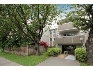 Photo 20: 101 1775 W 11TH AVENUE in Vancouver: Fairview VW Condo for sale (Vancouver West)  : MLS®# V1141853