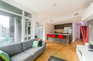 Photo 3: 1205 1372 SEYMOUR STREET in Vancouver: Yaletown Condo for sale (Vancouver West)  : MLS®# R2082760