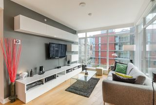 Photo 1: 1205 1372 SEYMOUR STREET in Vancouver: Yaletown Condo for sale (Vancouver West)  : MLS®# R2082760