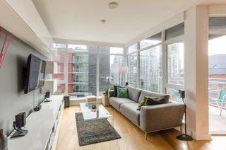Photo 2: 1205 1372 SEYMOUR STREET in Vancouver: Yaletown Condo for sale (Vancouver West)  : MLS®# R2082760