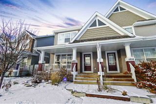 Photo 1: 6818 21A Avenue in Edmonton: Zone 53 House Half Duplex for sale : MLS®# E4179513