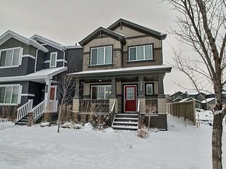 Photo 1: 3355 Orchards Link in Edmonton: Zone 53 House for sale : MLS®# E4180260