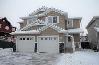 Photo 1: 9 5101 Soleil Boulevard: Beaumont House Half Duplex for sale : MLS®# E4182747