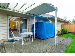 """Photo 16: #14 18939 65 AVE Avenue in Surrey: Cloverdale BC Townhouse for sale in """"GLENWOOD GARDENS"""" (Cloverdale)  : MLS®# R2431167"""
