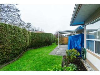 """Photo 18: #14 18939 65 AVE Avenue in Surrey: Cloverdale BC Townhouse for sale in """"GLENWOOD GARDENS"""" (Cloverdale)  : MLS®# R2431167"""
