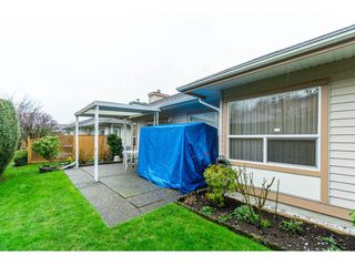 """Photo 17: #14 18939 65 AVE Avenue in Surrey: Cloverdale BC Townhouse for sale in """"GLENWOOD GARDENS"""" (Cloverdale)  : MLS®# R2431167"""