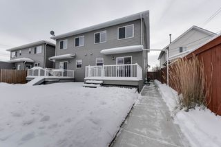 Photo 39: 7410 81 Avenue in Edmonton: Zone 17 House Half Duplex for sale : MLS®# E4185724