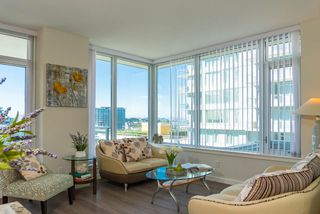 Photo 6: 1101 8688 HAZELBRIDGE Way in Richmond: West Cambie Condo for sale : MLS®# R2450827