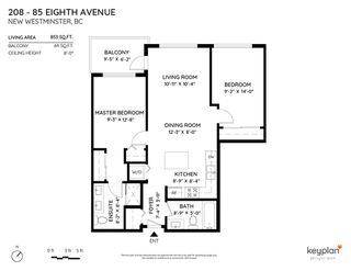 """Photo 30: 208 85 EIGHTH Avenue in New Westminster: GlenBrooke North Condo for sale in """"Eight West"""" : MLS®# R2489183"""