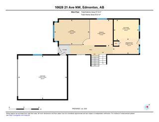 Photo 46: 10628 21 Avenue in Edmonton: Zone 16 House for sale : MLS®# E4212844