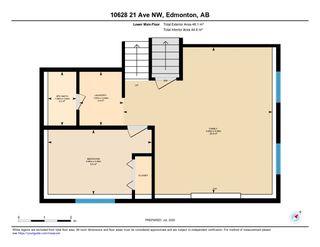 Photo 48: 10628 21 Avenue in Edmonton: Zone 16 House for sale : MLS®# E4212844