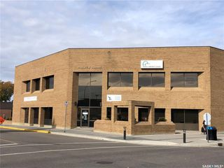 Photo 1: 200 1301 101st Street in North Battleford: Downtown Commercial for lease : MLS®# SK827951