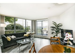 "Photo 2: 508 14 BEGBIE Street in New Westminster: Quay Condo for sale in ""INTERURBAN"" : MLS®# R2503173"