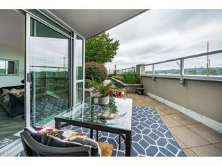 """Photo 17: 508 14 BEGBIE Street in New Westminster: Quay Condo for sale in """"INTERURBAN"""" : MLS®# R2503173"""