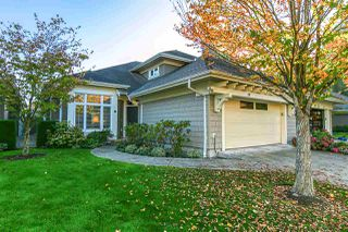 """Photo 1: 14 5300 ADMIRAL Way in Delta: Neilsen Grove Townhouse for sale in """"WOODWARD LANDING"""" (Ladner)  : MLS®# R2506047"""