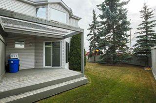 Photo 30: 2 603 YOUVILLE Drive E in Edmonton: Zone 29 Townhouse for sale : MLS®# E4217412