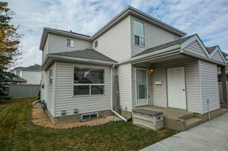 Photo 1: 2 603 YOUVILLE Drive E in Edmonton: Zone 29 Townhouse for sale : MLS®# E4217412