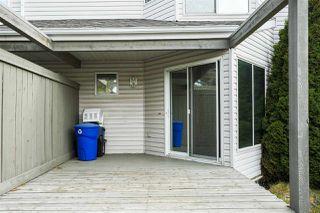 Photo 31: 2 603 YOUVILLE Drive E in Edmonton: Zone 29 Townhouse for sale : MLS®# E4217412