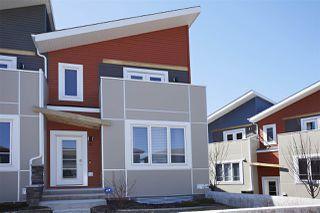 Photo 32: 17 1480 WATT Drive in Edmonton: Zone 53 Townhouse for sale : MLS®# E4219072