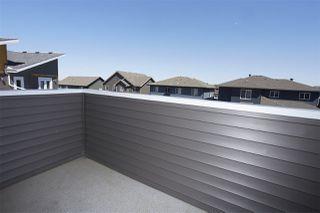 Photo 31: 17 1480 WATT Drive in Edmonton: Zone 53 Townhouse for sale : MLS®# E4219072