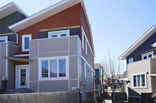 Photo 1: 17 1480 WATT Drive in Edmonton: Zone 53 Townhouse for sale : MLS®# E4219072