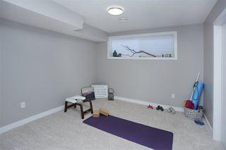 Photo 16: 17 1480 WATT Drive in Edmonton: Zone 53 Townhouse for sale : MLS®# E4219072