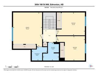 Photo 49: 3054 108 Street in Edmonton: Zone 16 Townhouse for sale : MLS®# E4220426