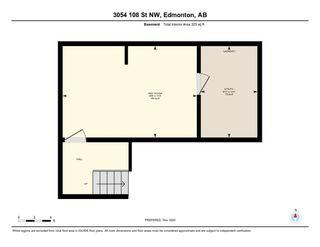Photo 50: 3054 108 Street in Edmonton: Zone 16 Townhouse for sale : MLS®# E4220426