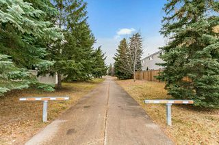 Photo 44: 3054 108 Street in Edmonton: Zone 16 Townhouse for sale : MLS®# E4220426
