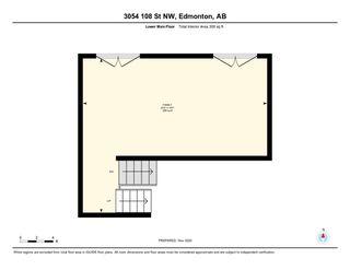 Photo 47: 3054 108 Street in Edmonton: Zone 16 Townhouse for sale : MLS®# E4220426