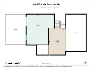 Photo 48: 3054 108 Street in Edmonton: Zone 16 Townhouse for sale : MLS®# E4220426