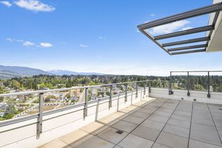 "Photo 1: 2802 602 COMO LAKE Avenue in Coquitlam: Coquitlam West Condo for sale in ""UPTOWN1"" : MLS®# R2519213"