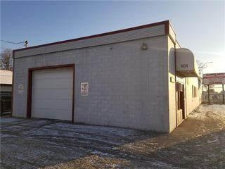 Main Photo: 101 Salter Street in Winnipeg: Industrial / Commercial / Investment for sale (4A)  : MLS®# 202101275