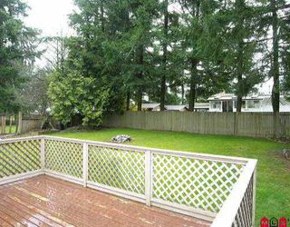 Photo 8: 32236 GRANITE AV in Abbotsford: Abbotsford West House for sale : MLS®# F2605244