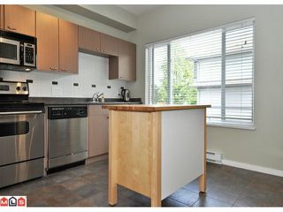 "Photo 4: 87 18701 66TH Avenue in Surrey: Cloverdale BC Townhouse for sale in ""Encore at Hillcrest"" (Cloverdale)  : MLS®# F1216622"