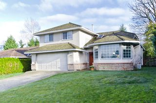 """Photo 1: 2874 153A ST in Surrey: King George Corridor House for sale in """"MAYFIELD"""" (South Surrey White Rock)  : MLS®# F1300140"""