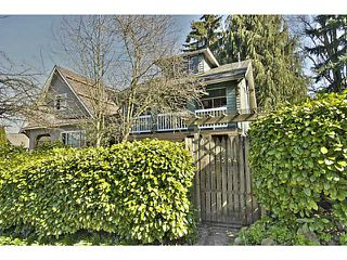 Photo 1: 3584 MARSHALL ST in Vancouver: Grandview VE House for sale (Vancouver East)  : MLS®# V997815
