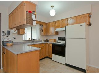 Photo 5: 15090 94TH AV in Surrey: Fleetwood Tynehead House for sale : MLS®# F1308434