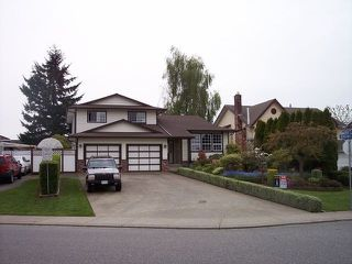 "Photo 1: 32090 ASHCROFT Drive in Abbotsford: Abbotsford West House for sale in ""FAIRFIELD ESTATES"" : MLS®# F1310227"