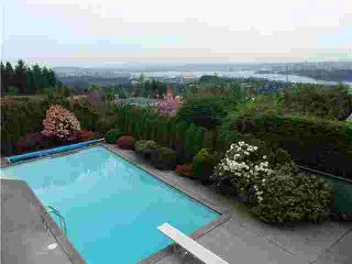Photo 4: 1350 WHITBY RD in West Vancouver: Chartwell House for sale : MLS®# V1013337