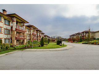 Photo 1: # 208 16477 64TH AV in Surrey: Cloverdale BC Condo for sale (Cloverdale)  : MLS®# F1405334